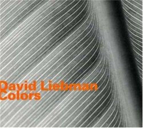 Colors - David Lieberman Ten Sax - Musik - Hatology - 0752156060024 - June 1, 2007