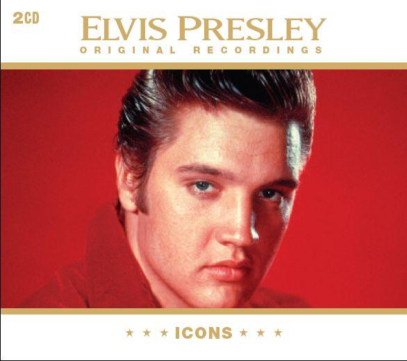 Icons - Elvis Presley - Musik - GR.UM - 5051255216024 - July 9, 2007