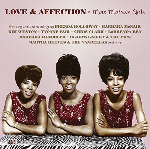 Love & Affection - More Motown Girls - V/A - Musik - ACE - 0029667074025 - November 5, 2015