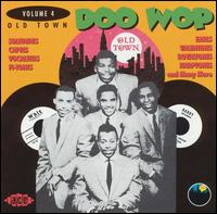Old Town Doo Wop 4 - Various Artists - Musik - ACE RECORDS - 0029667157025 - January 27, 1995