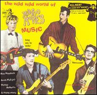 Wild, Wild World Of Mondo Movies Music - V/A - Musik - BIG BEAT - 0029667409025 - August 31, 2009
