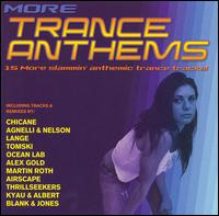 V/A - More Trance Anthems - Musik - ELECTRONICA - 0030206064025 - August 22, 2006