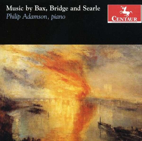 Music by Bax, Bridge & Searle - Adamson / Bax / Bridge / Searle - Musik -  - 0044747306025 - May 24, 2011