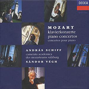 Piano Concertos - Wolfgang Amadeus Mozart - Musik - DECCA - 0028944814026 - August 31, 1999
