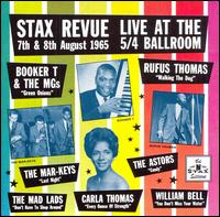 Stax Revue:Live At 5/4... - V/A - Musik - STAX - 0029667064026 - September 30, 1991
