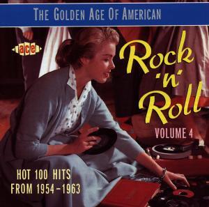 Golden Age Of Us R&R V.4 - V/A - Musik - ACE - 0029667150026 - October 31, 1994