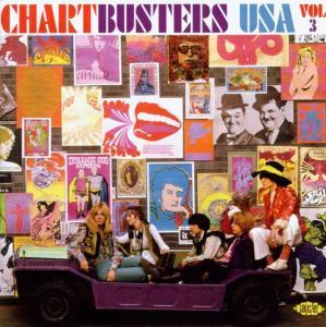Chartbusters Usa Vol.3 - V/A - Musik - ACE - 0029667189026 - April 10, 2003