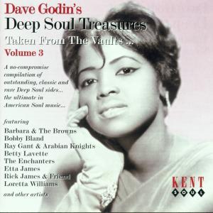Dave Godin's Deep Soul..3 - V/A - Musik - KENT - 0029667220026 - November 23, 2000