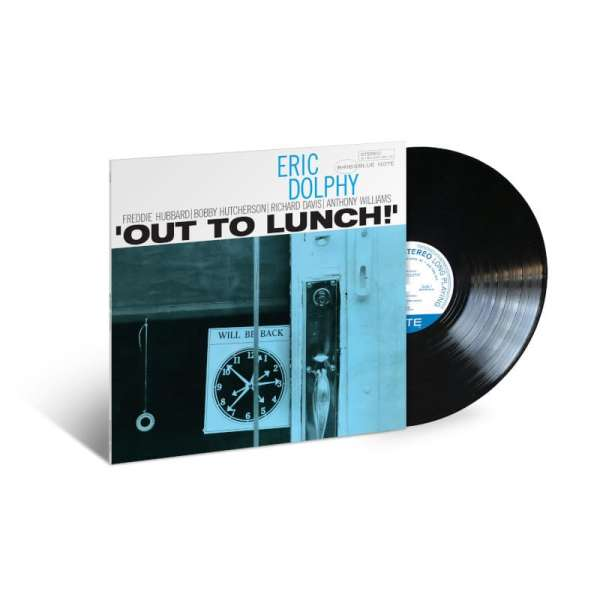 Out To Lunch - Eric Dolphy - Musik - UCJ - 0602435875026 - September 24, 2021