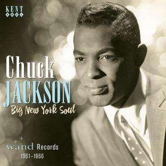 Big New York Soul - Chuck Jackson - Musik - KENT SOUL - 0029667083027 - October 6, 2017