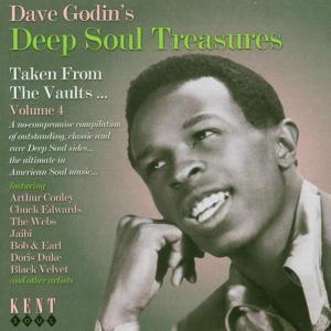 Dave Godin's Deep Soul..4 - V/A - Musik - KENT SOUL - 0029667223027 - August 30, 2004