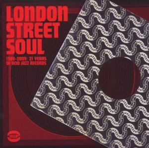 London Street Soul - V/A - Musik - BGP - 0029667520027 - June 29, 2009