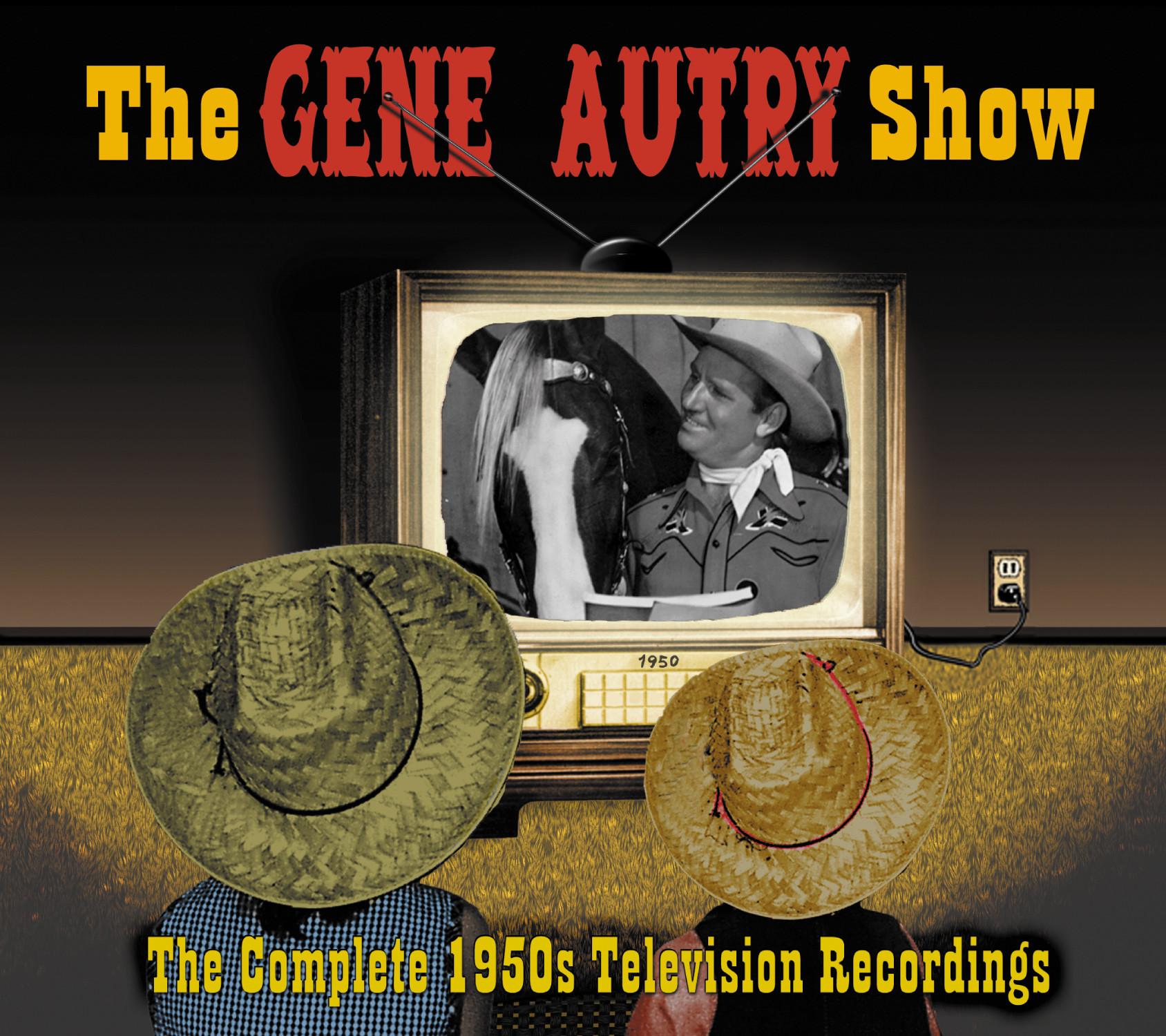 Gene Autry Show - Gene Autry - Musik - VARESE SARABANDE - 0030206619027 - June 30, 1990