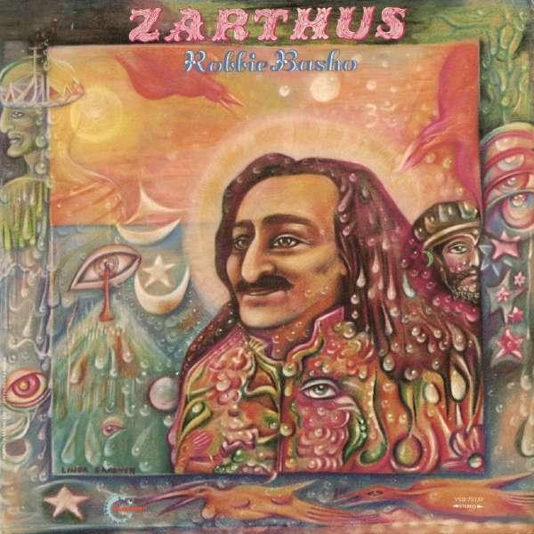Zarthus - Robbie Basho - Musik - VANGUARD - 0029667060028 - July 3, 2014