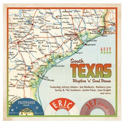 South Texas - Rhythm 'n' Soul Revue - V/A - Musik - KENT SOUL - 0029667239028 - February 28, 2013