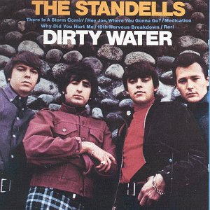 Dirty Water - Standells - Musik - BIG BEAT RECORDS - 0029667411028 - October 26, 1992