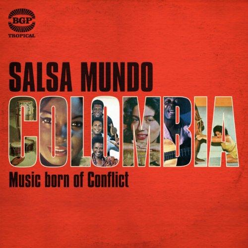 Salsa Mundo Colombia - V/A - Musik - BGP - 0029667523028 - April 26, 2011