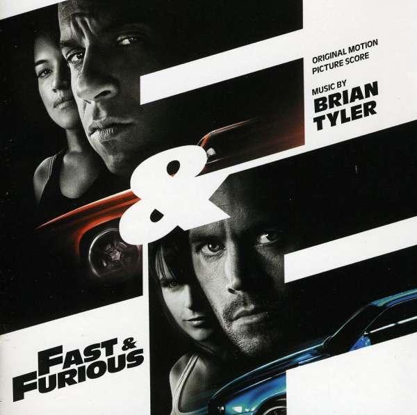 Fast & Furious (2009) (Score) / O.s.t. - Fast & Furious  (Score) / O.s.t. - Musik -  - 0030206696028 - April 28, 2009