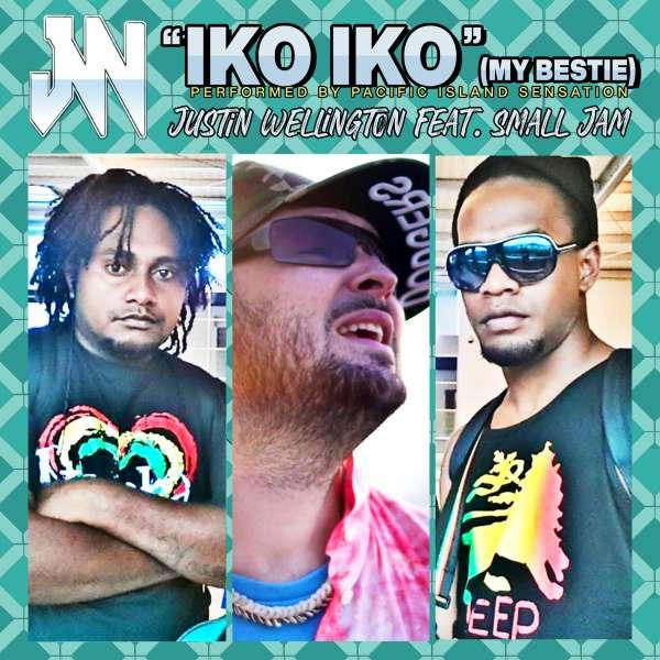 Iko Iko (My Bestie) - Justin Feat. Small Jam Wellington - Musik - RCA - 0194399311028 - August 6, 2021