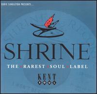 Shrine-Rarest Soul Label - V/A - Musik - KENT - 0029667216029 - July 27, 1998