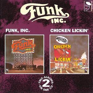 Funk Inc. / Chicken Lickin' - Funk Inc. - Musik - BGP - 0029667274029 - November 22, 1992