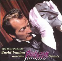 David Vanian & Phantom Ch - Vanian, Dave & Phantom Ch - Musik - CHISWICK - 0029667414029 - April 6, 1995