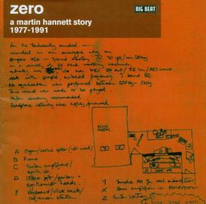 Zero -A Martin Hannet STORY 1977-91 - V/A - Musik - BIG BEAT - 0029667427029 - March 27, 2006