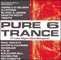 Pure Trance 6 - V/A - Musik - MVD - 0030206066029 - September 26, 2013