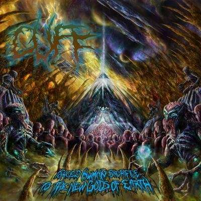 Forced Human Sacrifice to the New Gods of Earth - Cuff - Musik -  - 0029882563038 - January 21, 2014