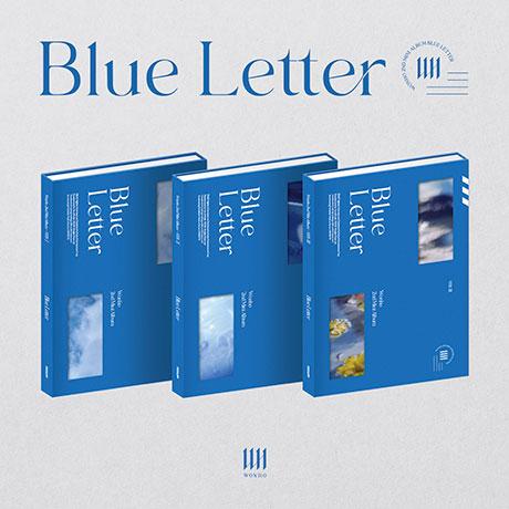 BLUE LETTER - WONHO - Musik -  - 8804775199042 - 17. September 2021
