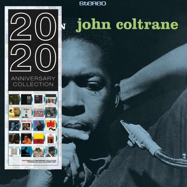 Blue Train (Blue Vinyl) - John Coltrane - Musik - DOL - 0889397006051 - November 19, 2019
