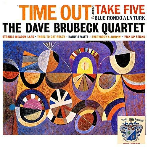 Time Out - Dave Brubeck Quartet - Musik - DOL - 0889397217051 - September 8, 2017