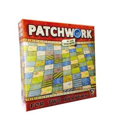 Patchwork (En) -  - Brætspil -  - 0029877035052 - October 20, 2014