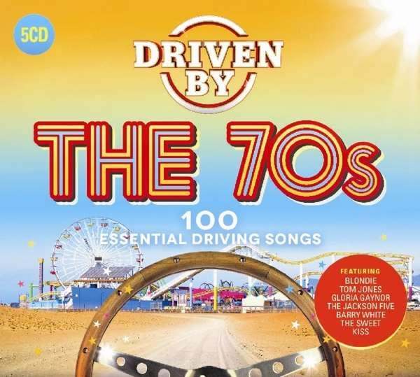 Driven By The 70s - V/A - Musik - UNION SQUARE - 4050538390056 - October 26, 2018