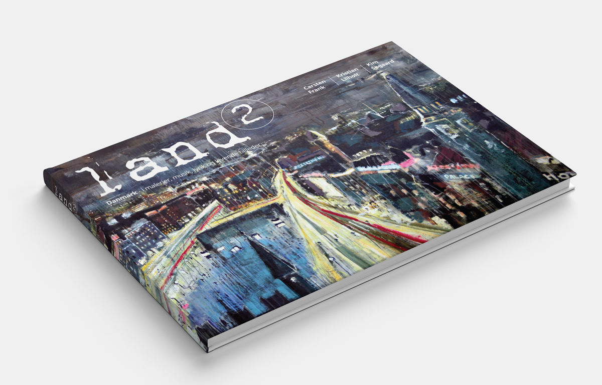 LAND 2 - Carsten Frank / Kristian Lilholt / Kim Søgaard - Musik - Land - 9788793460058 - 2020