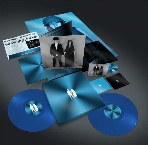 Songs of Experience - U2 - Musik - UNIVERSAL - 0602557977059 - December 1, 2017