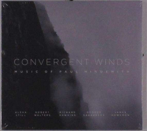 Convergent Winds / Music of Paul Hindemith - Hindemith / Howsmon / Hawkins - Musik -  - 0045399107060 - June 15, 2018