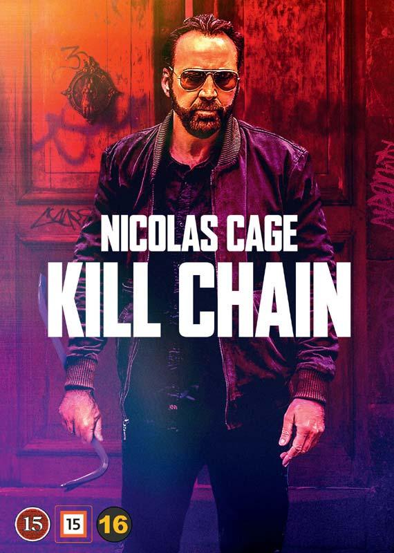 Kill Chain -  - Film -  - 5706169003061 - March 26, 2020