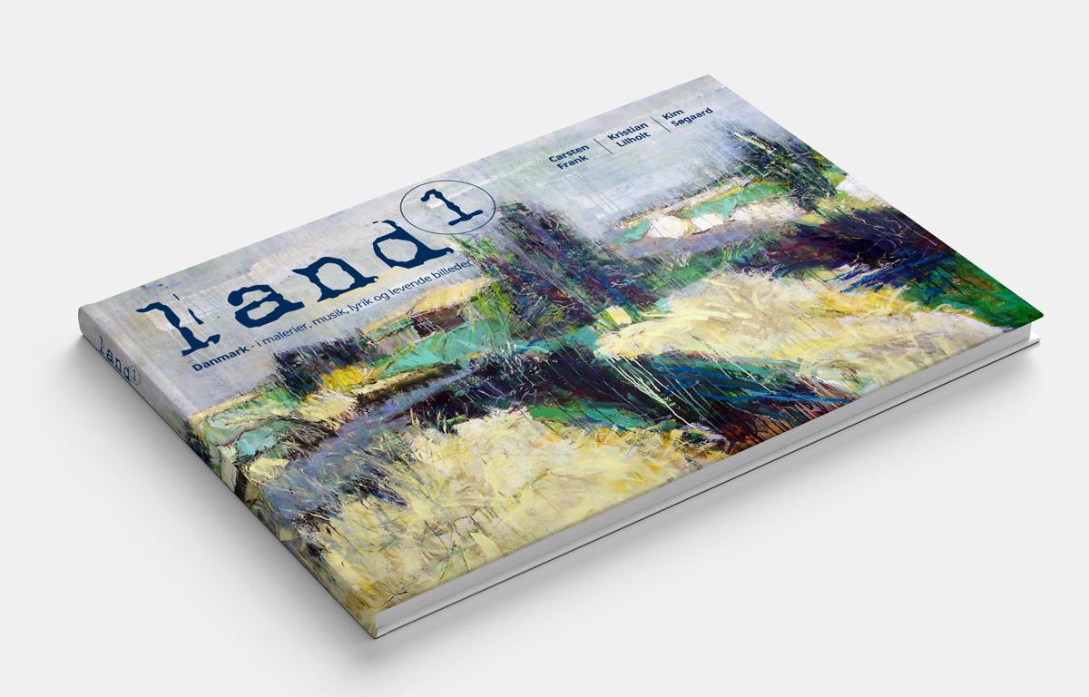 LAND 1 - Carsten Frank / Kristian Lilholt / Kim Søgaard - Musik - Land - 9788793460065 - 2020