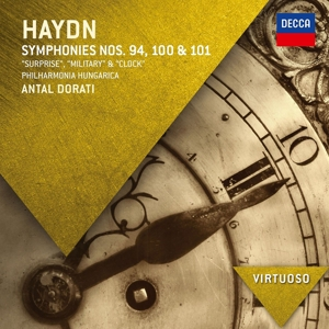 Symphonies No.94,100 & 101 - J. Haydn - Musik - DECCA - 0028947854067 - July 19, 2021
