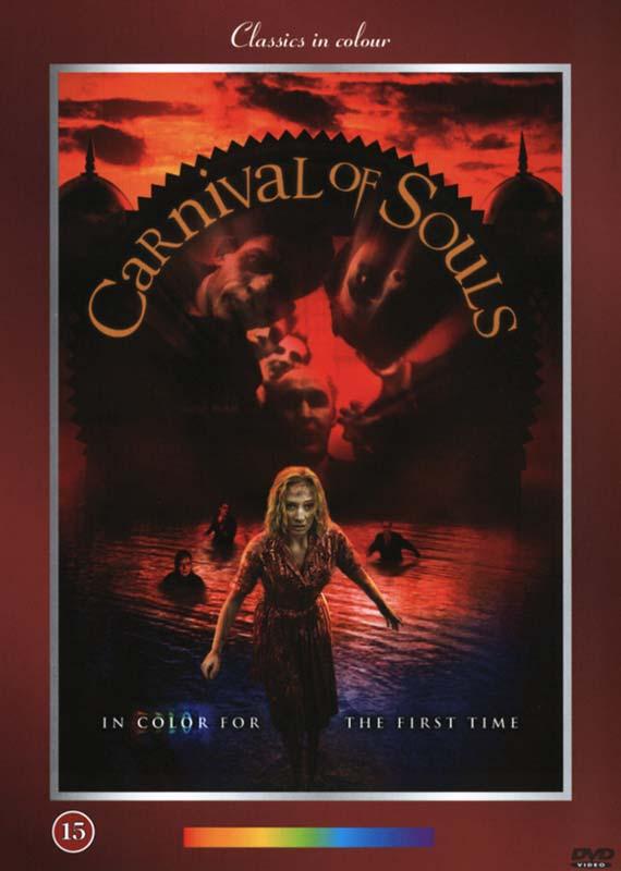 Carnival of Souls -  - Film - Horse Creek Entertainment - 7046686003068 - January 31, 2018