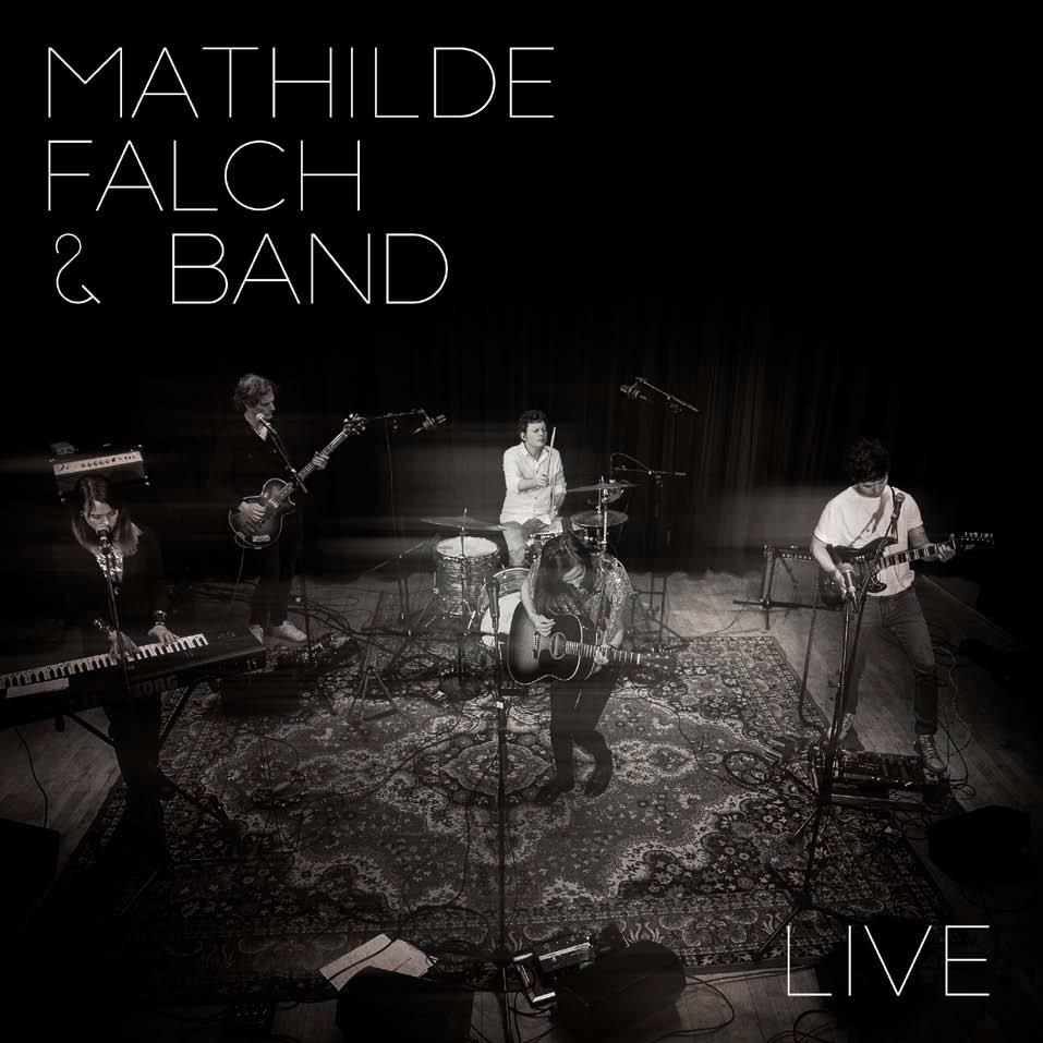 Mathilde Falch & Band Live - Mathilde Falch - Musik - MAT - 5707471063071 - June 20, 2019
