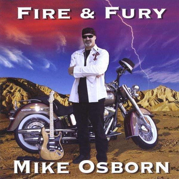 Fire & Fury - Mike Osborn - Musik - CD Baby - 0753182485072 - November 17, 2009