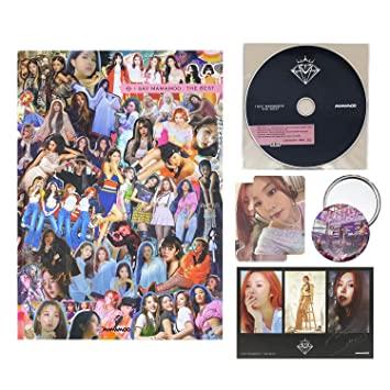I Say Mamamoo: The Best - Mamamoo - Musik - RBW - 8804775199073 - September 20, 2021