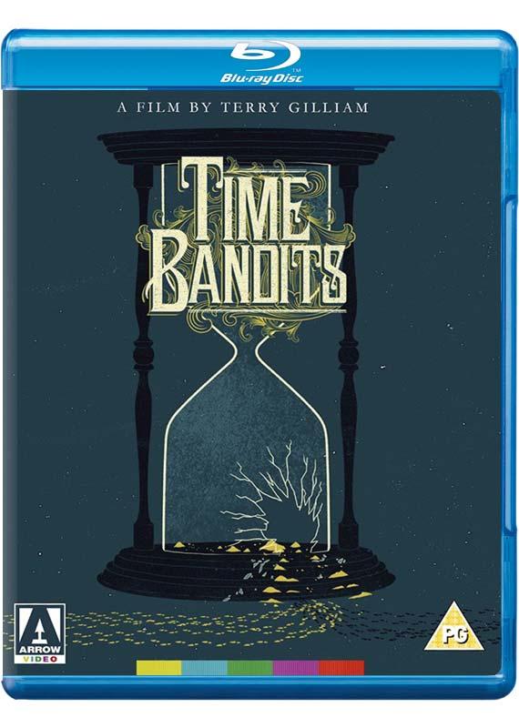 Time Bandits - Movie - Film - ARROW VIDEO - 5027035010076 - August 19, 2013