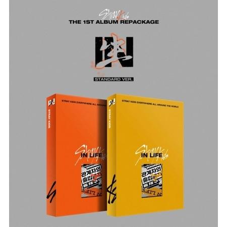VOL.1 REPACKAGE - IN LIFE - STRAY KIDS - Musik - JYP ENTERTAINMENT - 8809633189081 - September 16, 2020