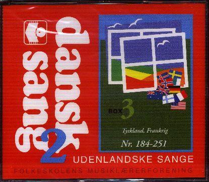 Dansk Sang 2 (Box 1-3) - Folkeskolens Musiklærerforening - Musik - Dansk Sang - 0000010000083 - November 17, 2005