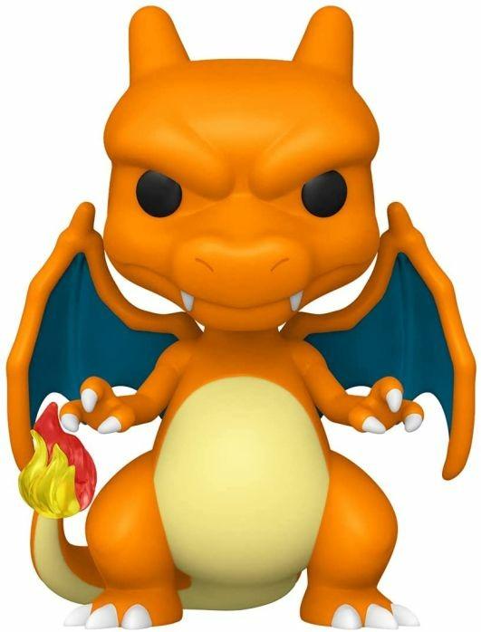 Pokemon - Charizard - Funko Pop! Games: - Merchandise -  - 0889698563086 - October 7, 2021