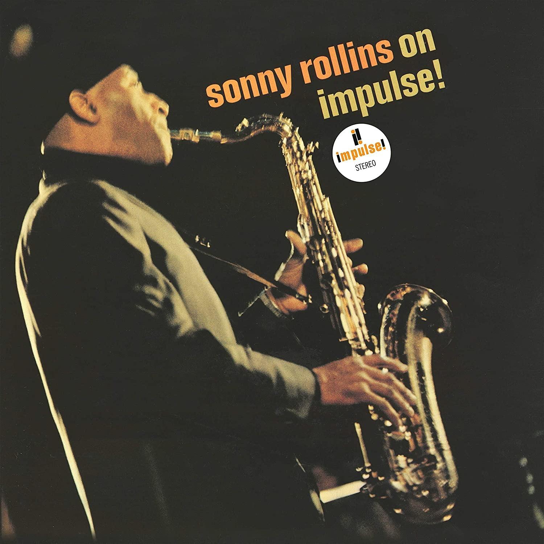 On Impulse - Sonny Rollins - Musik - VERVE - 0602435669090 - July 2, 2021
