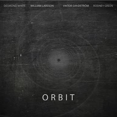Orbit - William Larsson Viktor Sandström - Musik - GTW - 5706274008098 - 1 april 2016